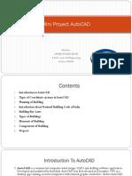Presentation autocad