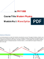 _Reference Material I_Modern Physics_Module 1