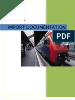 Import Hardcopy