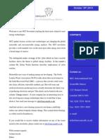 NET Newsletter October 2010