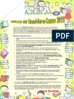 Read for a Cause RULES 2019