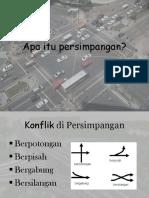 Tugas Presentasi Rekayasa Transportasi
