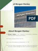 Group 3_Morgan Stanley