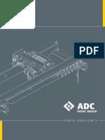 Adc - Ponts Roulants-overhead Cranes