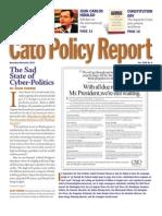Sad State of Cyber Politics (Cato Policy Report)