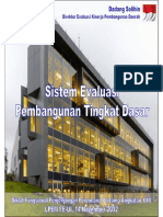 Sistem Evaluasi Pembangunan Tingkat Dasar