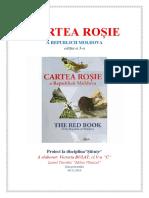 Cartea Rosie