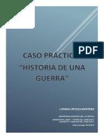 Asignatura DD091 Caso Práctico - Historia de Una Guerra