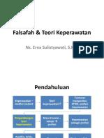 Falsafah & Teori Keperawatan