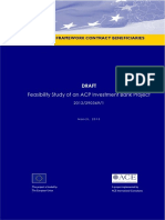 Bank Feasibility Report