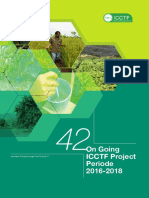 Ongoing 42 Projects ICCTF 2016-2018