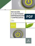 Catalogo ESO Iniciacion Actividad Emprend Empres - IsSUU140