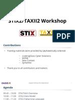 FIRST STIX2-TAXII2 Workshop June 2018.pptx