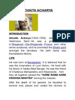 POPULAR SAINTS - WRITTEN BY R.HARISHANKAR