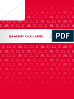 Sharp Product-catalogue 2019 En
