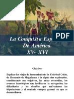 Exploración y Conquista de America 5° Básico..pptx