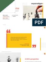 Leadership Simulation Brochure