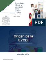 Socialización EVCDI-R Dic 2016 Final