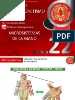 22 Microsistemas Mano