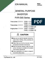Fuji-FVR-E9-Manual
