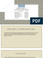 NYERI SENDI KAKI