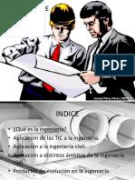 Aplicacion de Las Tic a La Ingenieria Civil