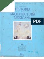 Para una historia de la arquitectura mexicana (Carlos Lira Vasquez)