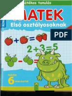 Játékos Tanulás Matek Első Osztályosoknak