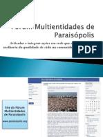 Apresentação Site Paraisopolis.org