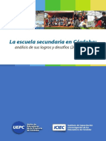 La Escuela Secundaria en Córdoba