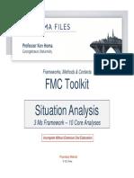 Situation Analysis - 3 Ms 16 01-02
