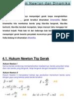 Fisika Dasar 1 (Bab 4)-VC