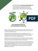 Panacea Newsletter 10 (2010 Jul 1)
