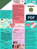 leaflet psoriasis