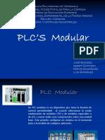 PLC Modular