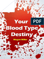 Blood Type Destiny