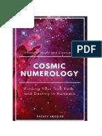 Cosmic Numerology
