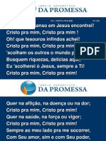 136 - Cristo Pra Mim