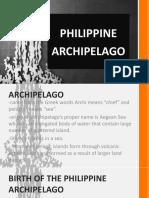 Philippine Archipelago