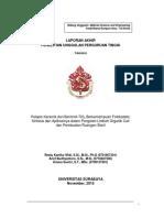 Pelapis Keramik(II) Project Report