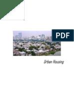 urban housing.docx