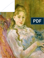 Color Paintings of Berthe Morisot - French Impressionist Painter (January 14, 1841 - March 2, 1895)