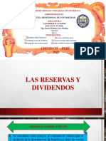 Reserva Legal y Dividendos