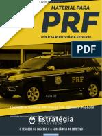 Apostila PRF pátria amada Brasil
