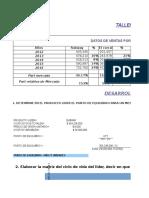 Trabajo Caso Restaurantes - Matriz Bcg