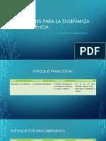 ENFOQUES PARA LA ENSEÑANZA DE LA CIENCIA.pptx