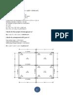 Dimensionamento de Pilares - Trabalho Diego