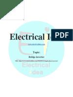 Bridge Inverter Www.electricalidea.com