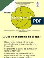 sistema5x1 volley