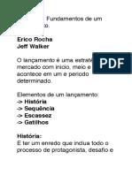 Aula 003 - Fundamentos de um lançamento..pdf